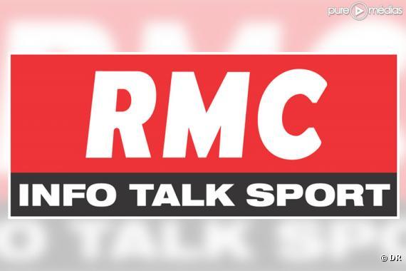 Le logo de RMC.