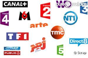 Les chaînes de la TNT