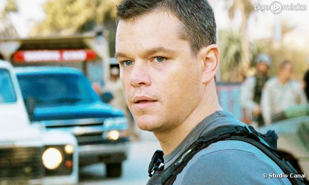 "Matt Damon dans ""Green Zone"""