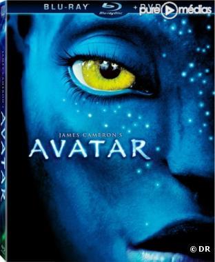 Le DVD d Avatar.