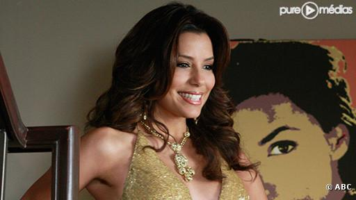 "Eva Longoria Parker est Gabrielle Solis dans ""Desperate Housewives"""