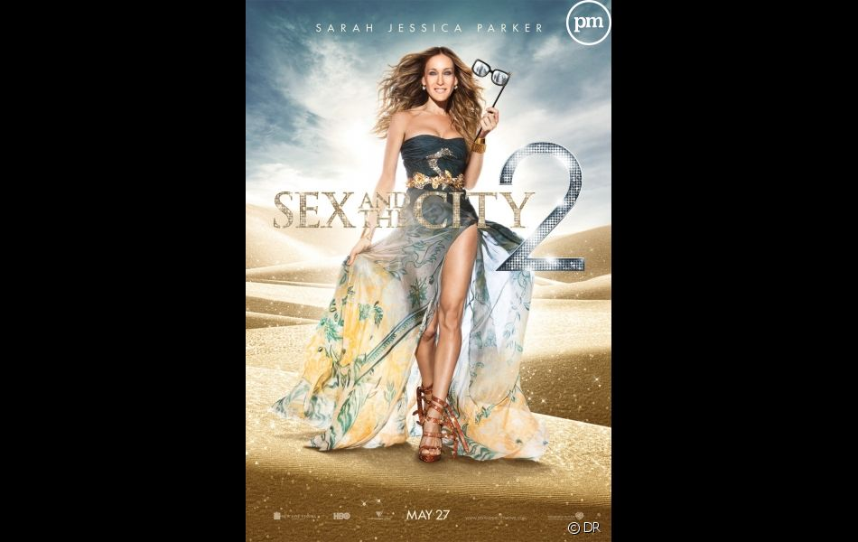 "Affiche de ""Sex and the City 2"""