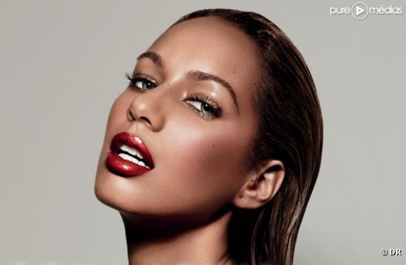 """Leona Lewis sur la pochette de son album """"Echo"""""""