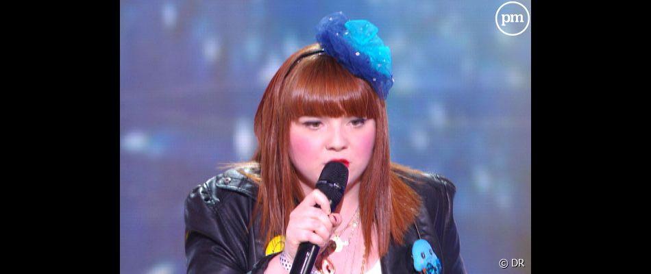 """Luce, candidate de """"Nouvelle Star"""" 2010"""