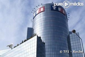 La tour TF1.