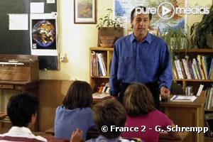 """""""L'instit"""" avec Gérard Klein sur France 2"""