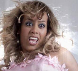 Amel Bent dans le clip de 'Je me sens bien'