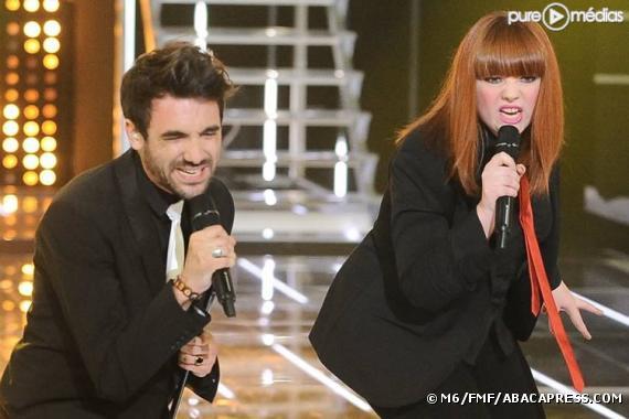 """François et Luce, candidats à """"Nouvelle Star 2010"""""""
