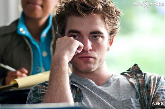"Robert Pattinson dans ""Remember Me"""