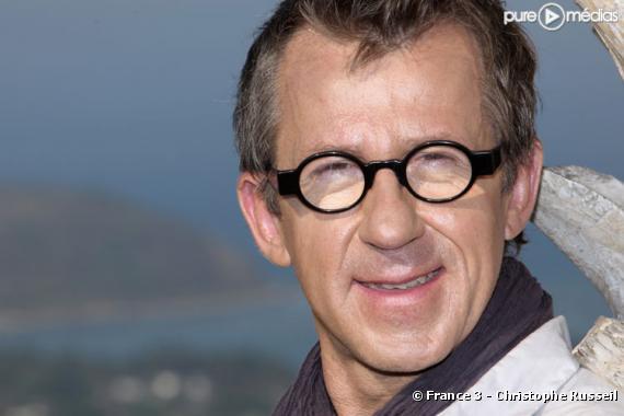 """Jamy Gourmaud présente """"Mission Millénium"""" sur France 3"""