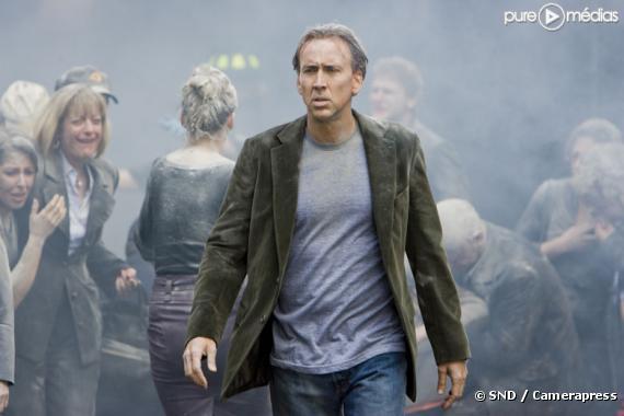 """Nicolas Cage dans """"Prédictions"""""""