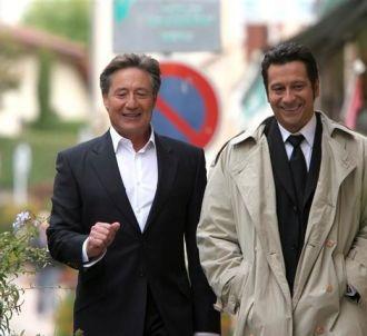 Patrick Sabatier reçoit Laurent Gerra dans 'L'aventure...
