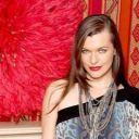 Milla Jovovich au Charlotte Street Hotel à Londres