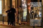 """Les photos de l'arrestation de Jean-Luc Delarue publiées dans """"Paris Match"""""""