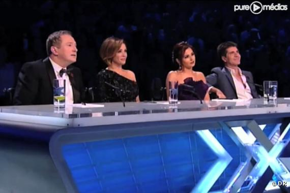 """Le jury de """"X Factor"""" pas emballé par la prestation de Jamiroquai"""