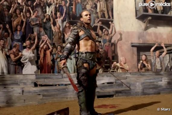 """""""Spartacus : Gods of the Arena"""""""