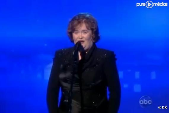 """Susan Boyle invitée de """"The View"""""""