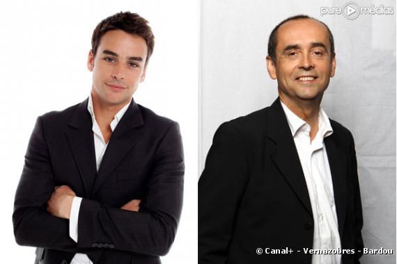 Julian Bugier & Robert Ménard
