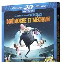 Film Blu-ray 3D Moi, moche et méchant 3D