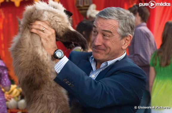 """Robert De Niro dans """"Mon beau-père et nous"""""""