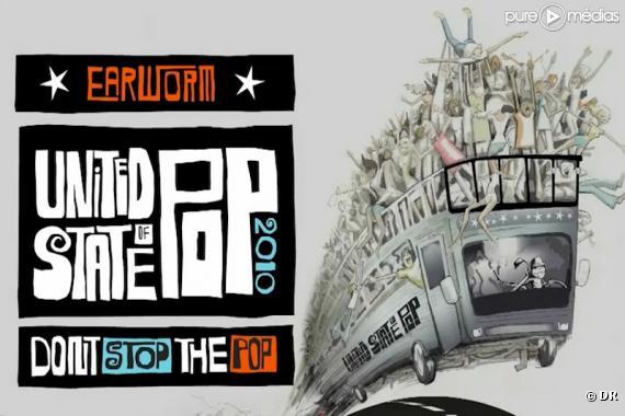Le mashup 2010 de DJ Earworm