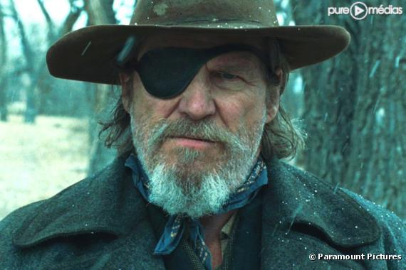 "Jeff Bridges dans ""True Grit"""