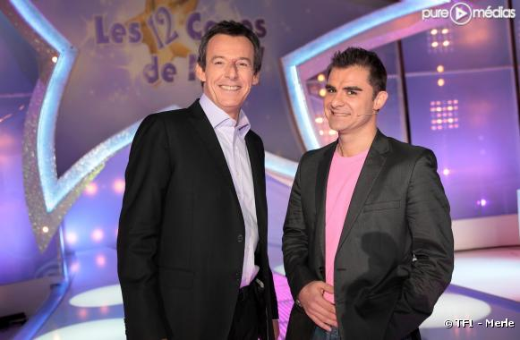 Jean-Luc Reichmann et Alexandre