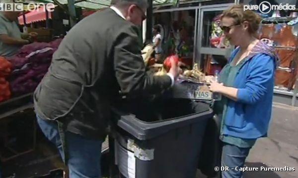 "L'émission ""Great British Waste Menu"" sur BBC1"