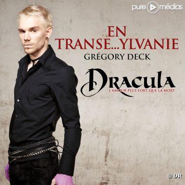 """Le single """"En Transe...ylvanie"""" du spectacle musical """"Dracula, l'amour plus fort que la mort"""""""