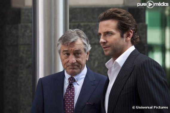 Robert De Niro et Bradley Cooper