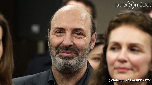 """Cédric Klapisch, réalisateur de """"Dix pour cent"""""""
