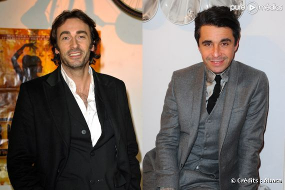 Arnaud Gidoin et Ariel Wizman