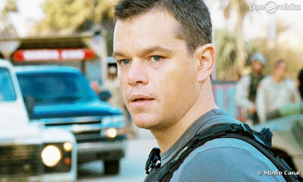 "Matt Damon dans ""Green Zone"""