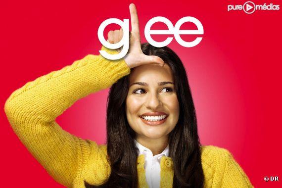 """Lea Michele dans """"Glee"""""""