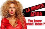 La minute Afida : agacée, elle quitte le studio de Cauet sur NRJ