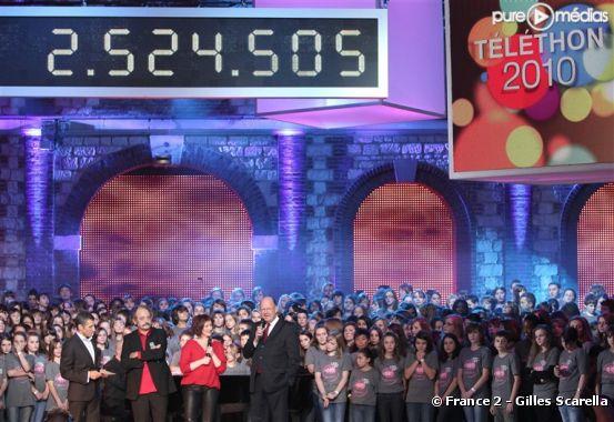 Le Téléthon 2010