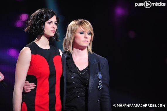 """Maryvette et Bérénice, candidats de """"X-Factor"""""""