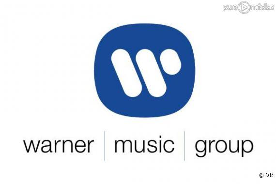 Le logo du groupe Warner Music.