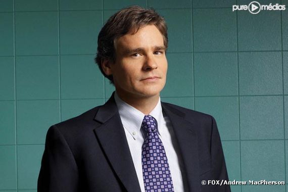 "Robert Sean Leonard est le Dr. James Wilson dans ""Dr House"""