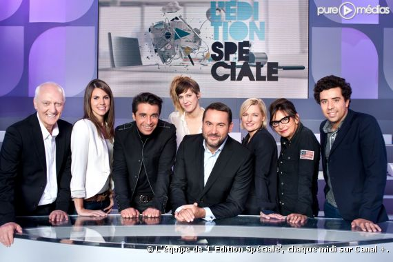 Canal + / Xavier Lahache