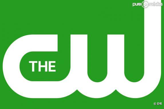 """Le logo de la chaîne """"The CW"""""""