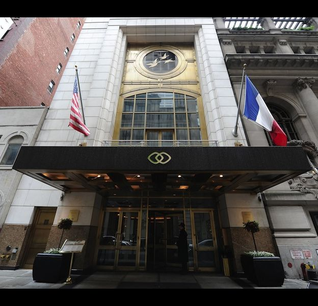 L'hôtel Sofitel de New York où a séjourné DSK