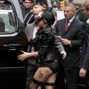 Lady Gaga présente son nouvel album à New York le 23 mai 2011.