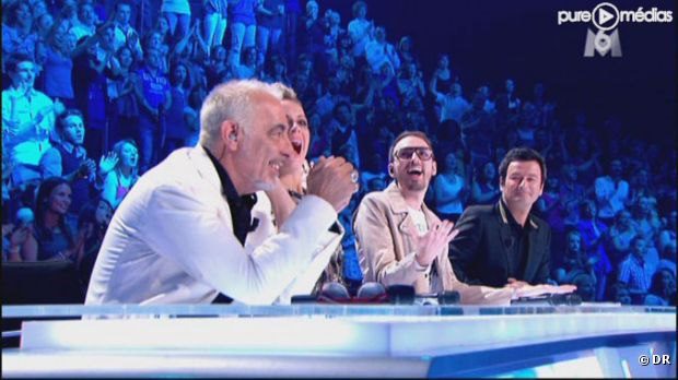 Le jury de X factor