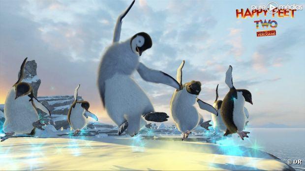 Happy Feet 2 : Le jeu vidéo