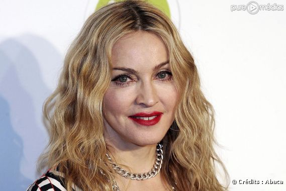 Madonna, novembre 2010