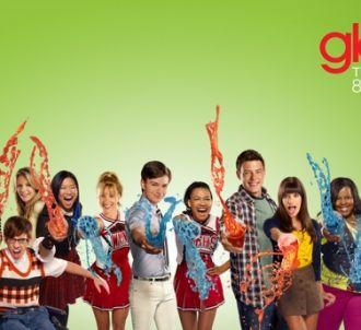 Affiche promotionnelle de 'Glee' saison 2