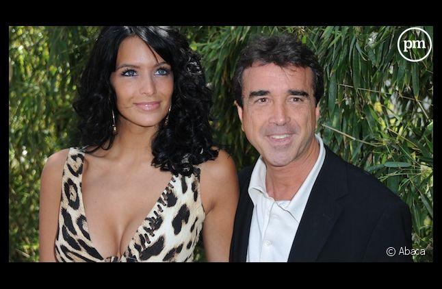 Jade Forêt et Arnaud Lagardère