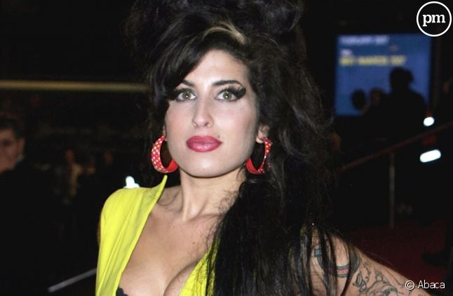 Amy Winehouse aux Brit Awards 2007