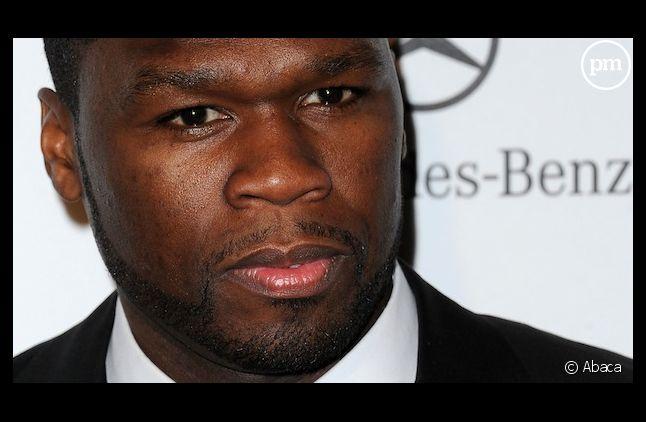 Le rappeur 50 Cent.